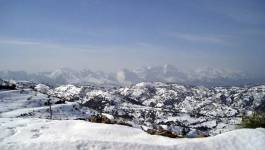 La neige a rendu les routes impraticables dans plusieurs wilayas