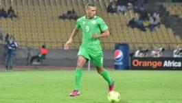 Le footballeur Islam Slimani sacré Ballon d'or 2013