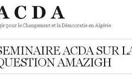 """""""Algérie : la construction de la nation à l'épreuve de l'identité amazighe"""""""