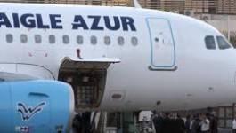 Aigle Azur dévoile son nouveau site Corporate
