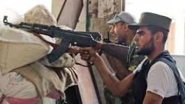 Syrie : les Etats-Unis suspendent leur aide non létale aux rebelles
