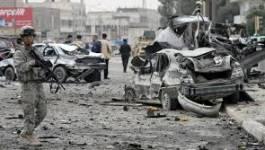 Irak: 17 morts dans un attentat suicide contre des chiites