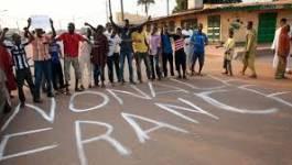 Centrafrique : des milliers de manifestants anti-français à Bangui