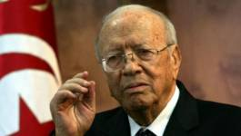Béji Caïd Essebsi, un cacique du régime, élu président de la Tunisie