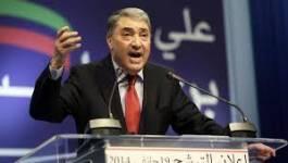 Ali Benflis pourfend le ministère de l'Intérieur