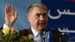 """Ali Benflis: """"Ce régime n'a que peu d'intérêt pour l'avenir du pays"""""""
