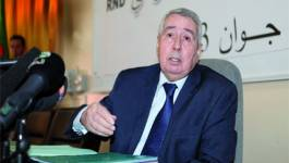 Abdelkader Bensalah plébiscité à la tête du RND