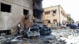 Egypte: un attentat a visé un bâtiment du renseignement militaire