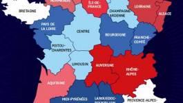 France : le Parlement adopte définitivement la carte des 13 régions