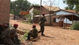 Centrafrique: échanges de tirs entre soldats burundais et tchadiens