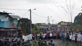 Gabon: un étudiant tué lors d'une manifestation interdite de l'opposition