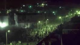 Pourquoi Sellal ignore-t-il la situation explosive de Ghardaïa ?