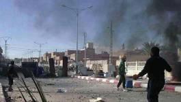 Situation à Ghardaïa : appel de détresse urgent
