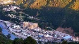 Séisme: une réplique de magnitude 4,4 enregistrée à Hammam Melouane
