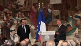 Blague de Hollande sur l'Algérie : la classe politique française dénonce