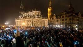 Manifestation anti-islam : plus de 17.500 personnes à Dresde