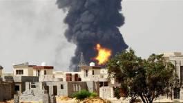 Libye: trois réservoirs de pétrole en feu dans un terminal de l'est