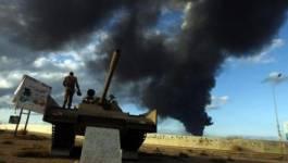 Un attentat contre le parlement et raid aérien sur un terminal pétrolier libyen