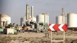 Pétrole: le brut monte un peu, soutenu par les violences en Libye