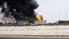 Libye: l'incendie d'un terminal pétrolier s'étend, 5 réservoirs touchés