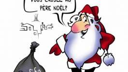 Les Algériens fêtent  aussi Noël !