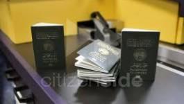 Service public : 2 projets de textes relatifs au passeport et à l'état civil en préparation