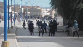 Tébessa : émeutes et destruction d'édifices publics à Ouenza