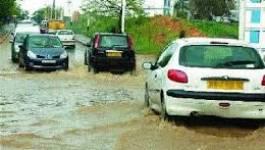 De fortes pluies vendredi et samedi sur l'Ouest algérien