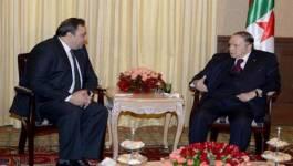 Le président Bouteflika réapparaît à Alger