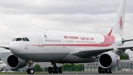 Air Algérie n'a toujours pas récupéré son avion saisi à Bruxelles