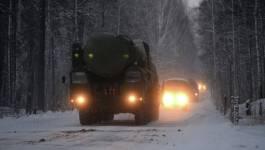 Russie: tir d'essai réussi d'un missile intercontinental Topol