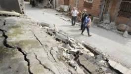 D'importants dégâts à Hammam Melouane et Chebli après un séisme