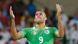Islam Slimani, Ballon d'or, ne verra pas Bouteflika !