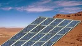 Maroc: 1,7 milliard d'euros pour la prochaine phase d'un projet solaire