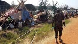 """Le Soudan du Sud """"au bord du précipice"""", l'ONU évacue des Casques bleus"""