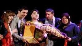 Le TR Batna remporte cinq prix au festival national du théâtre d'expression amazighe