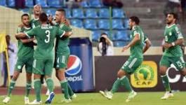 CAN-2015 : l'Algérie en quarts de finale