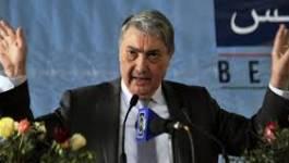 """Ali Benflis : """"Le pays devient de plus en plus ingérable"""""""