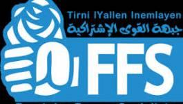 Déclaration du Conseil National du FFS