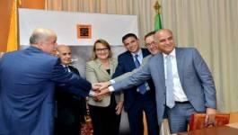 Sonatrach / General Electric fabriqueront des équipements pétroliers et gaziers