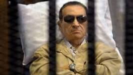 Egypte: la condamnation de Moubarak pour corruption annulée