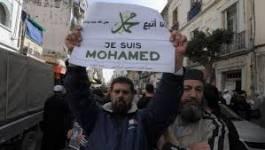 Les islamistes ont battu le pavé ce vendredi à Alger