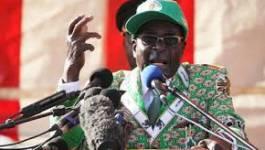 L'autocrate Robert Mugabe, 90 ans, dirige l'Union africaine