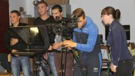 Oxygène Académie : une vraie école des métiers de la télé et la presse