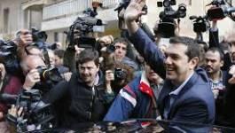 Grèce : la gauche radicale vainqueur des élections législatives