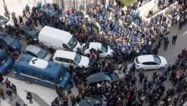 Arrestations massives des opposants au gaz de schiste à Alger