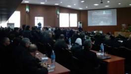Blocage de l'APW de Bejaia : des élus demandent le gèle des indemnités
