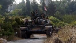 Syrie: percée du régime au sud, des jihadistes prennent une base au nord