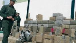Le Maroc inonde l'Algérie de cannabis, estime l'ONLDT