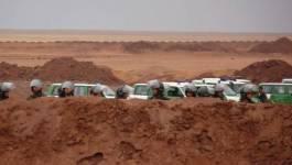 Historique du mouvement de contestation du gaz de schiste en Algérie